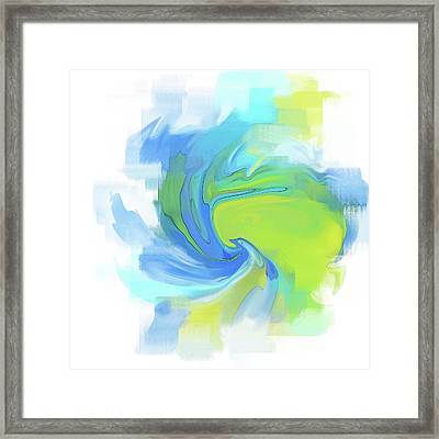 Variation 3 Framed Print