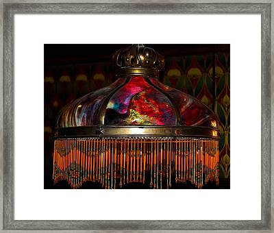 Variegated Antiquity Framed Print by DigiArt Diaries by Vicky B Fuller