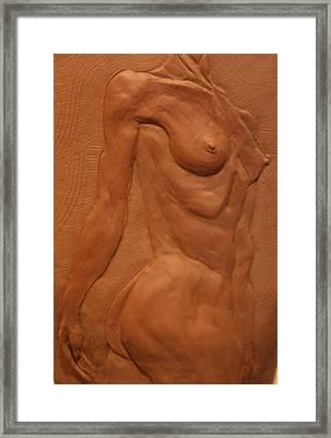 Vase Series II Framed Print by Dan Earle