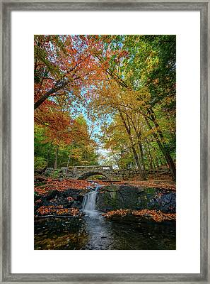 Vaughan Brook Framed Print by Rick Berk