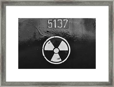 Vault 5137 Framed Print