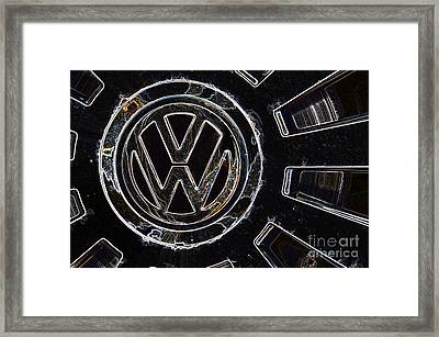 VW3 Framed Print by Wendy Wilton