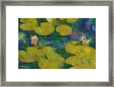 Vedrini Framed Print