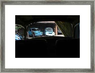 Veedubz Framed Print by Jez C Self