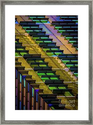 Veer Framed Print