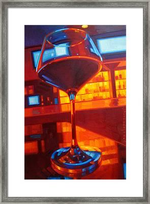 Vegas Baby Framed Print by Penelope Moore