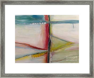 Vegetable Sides Framed Print by Gallery Messina