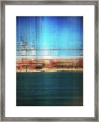 Venezia Framed Print by Brant Gordon