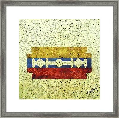 Venezuela Framed Print by Emil Bodourov