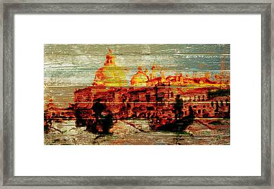 Venice 024 Framed Print