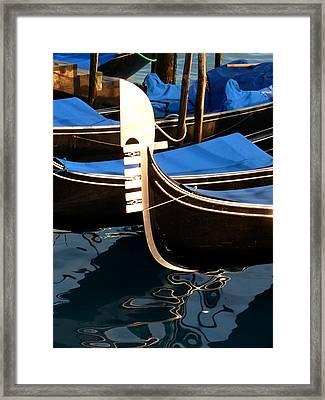 Venice-1 Framed Print