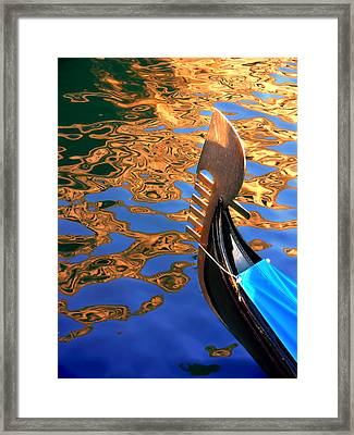 Venice-10 Framed Print by Valeriy Mavlo