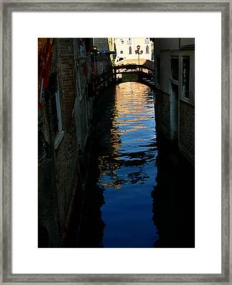 Venice-12 Framed Print by Valeriy Mavlo
