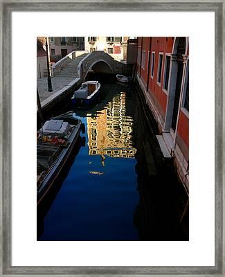 Venice-13 Framed Print by Valeriy Mavlo