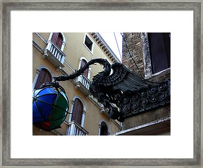 Venice-15 Framed Print by Valeriy Mavlo
