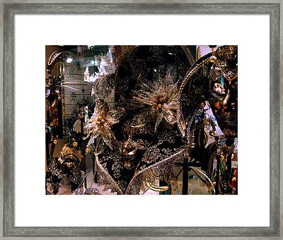 Venice-19a Framed Print