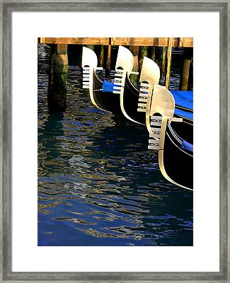 Venice-2 Framed Print