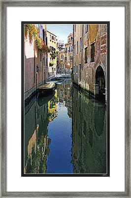 Venice 26 Framed Print by Victor Yekelchik