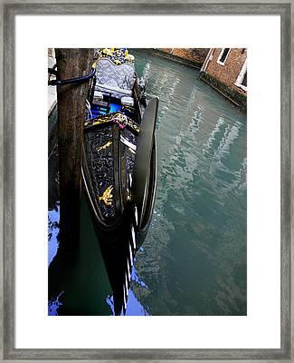 Venice-5 Framed Print