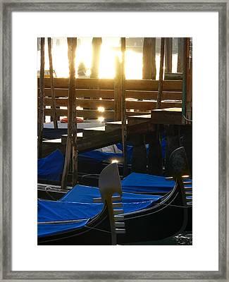 Venice-9 Framed Print