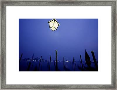 Venice Framed Print by Brad Rickerby