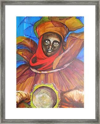Venice Carnival 4 Framed Print