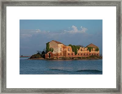Venice Lagoon Framed Print by Art Ferrier
