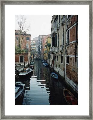 Venice Framed Print by Marna Edwards Flavell