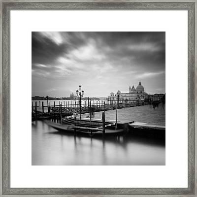 Venice Framed Print by Nina Papiorek