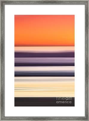 Venice Steps  -  1 Of 3 Framed Print