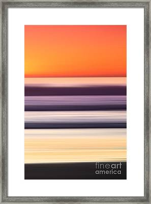 Venice Steps  -  3 Of 3 Framed Print
