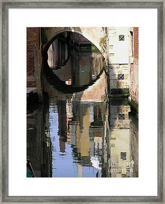 Venice01 Framed Print