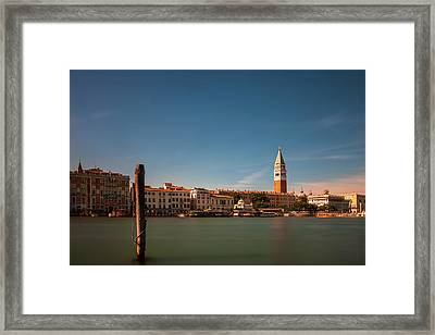 Venice's St. Mark's Framed Print