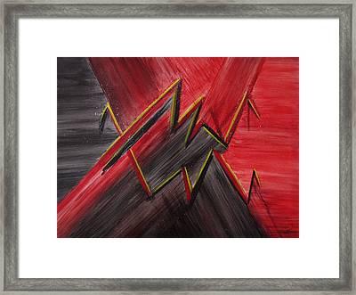 Venom Framed Print by Chimera Kai
