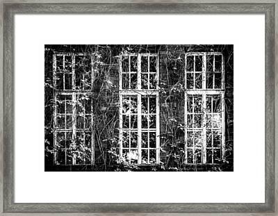 Vent Framed Print by Matti Ollikainen