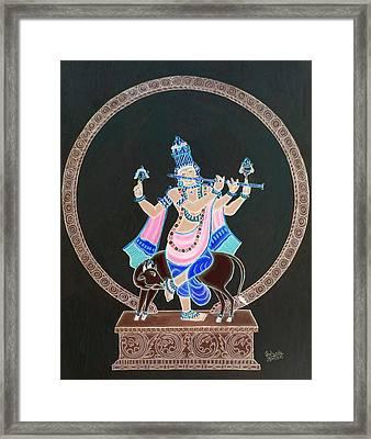 Venu Gopala  Framed Print