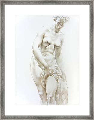 Venus 1a Framed Print by Valeriy Mavlo