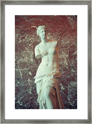 Venus De Milo Framed Print by Songquan Deng