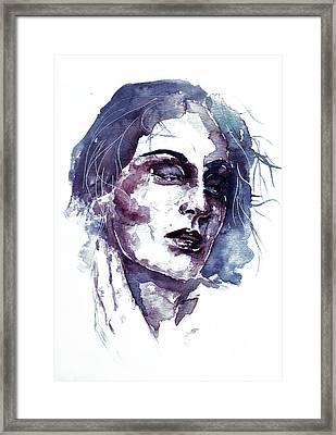Venus Doom Framed Print