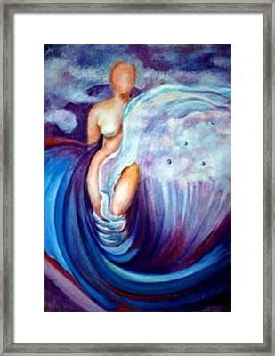 Venus Framed Print