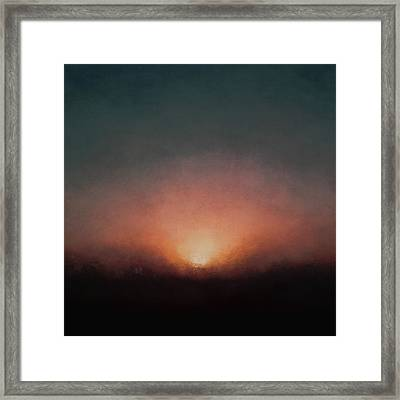 Venus Rising Framed Print by Lonnie Christopher