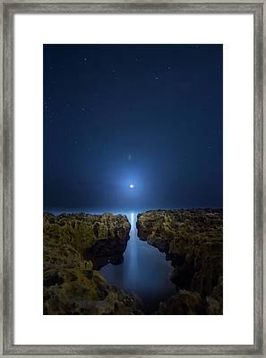 Venus Rising Framed Print