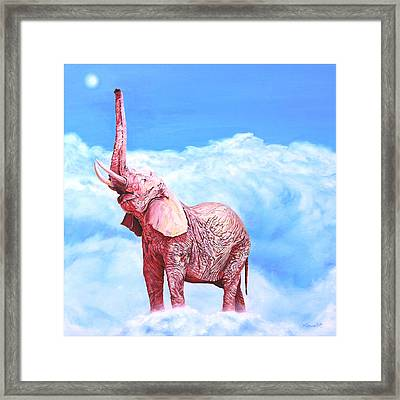 Venus Rising Framed Print by Sarah Soward