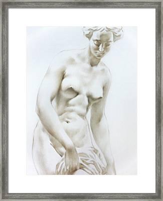 Venus1b Framed Print