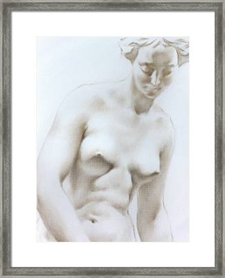 Venus1c Framed Print by Valeriy Mavlo