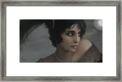 Vera . Framed Print by Igor Panzzerirbis Pilshikov
