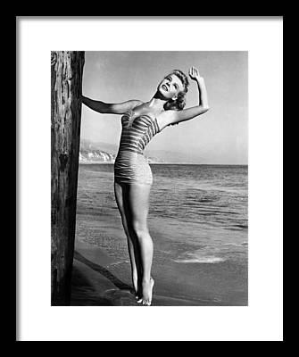 1940s Framed Prints