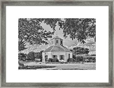 Vereins Kirche Framed Print