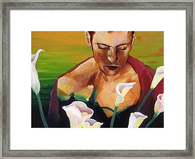 Vergil's Dawn Framed Print