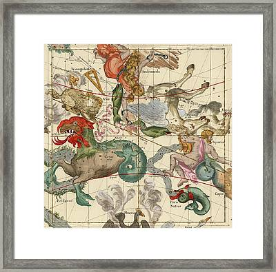 Vernal Equinox Framed Print by Ignace-Gaston Pardies